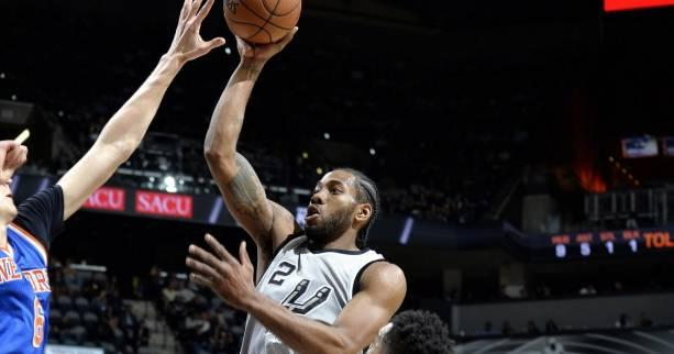 Basket - NBA - Les San Antonio Spurs s'imposent à domicile face aux New York Knicks, Tony Parker K.-O.
