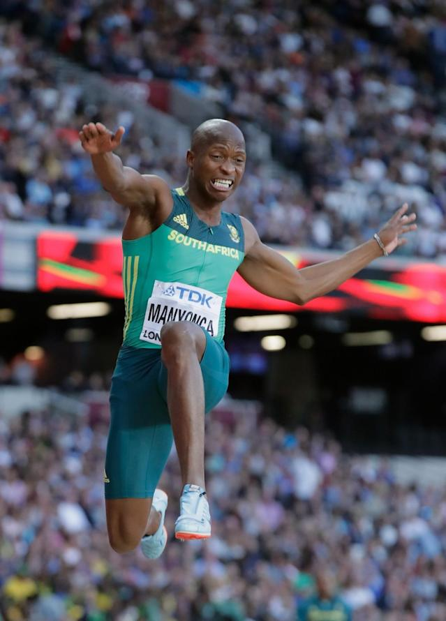 Sport helped me beat drug addiction, says Olympic long jumper