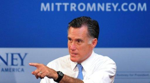Republican Mitt Romney enjoys a significant advantage over US President Barack Obama when it comes to who voters feel would better manage the economy and create jobs, a new poll found