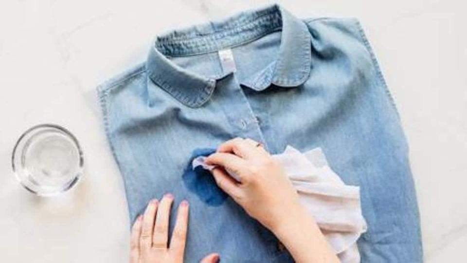Natural ways to get rid of stains on clothes
