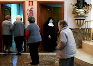 Elderly people were particularly badly hit in the first wave of the coronavirus outbreak in Tomelloso