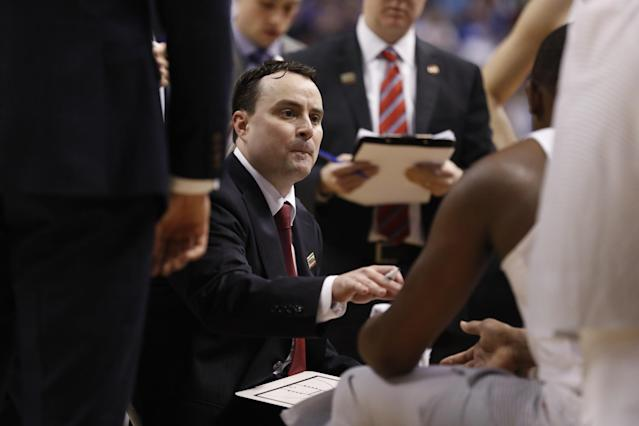 Dayton's Archie Miller is expected to get a seven-year contract with Indiana. (AP)