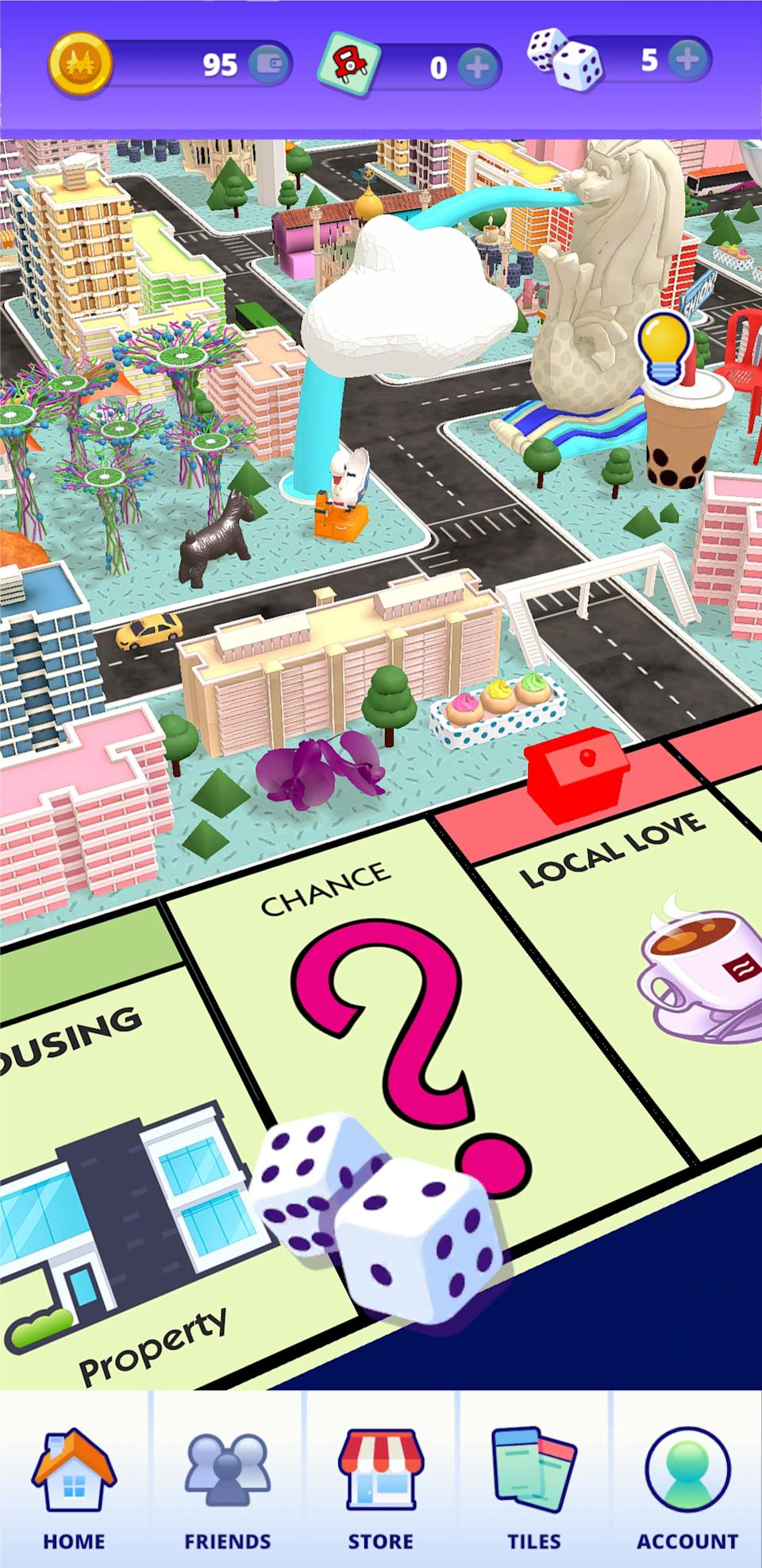 Monopoly Explore! SG (PHOTO: First Wave Agency)