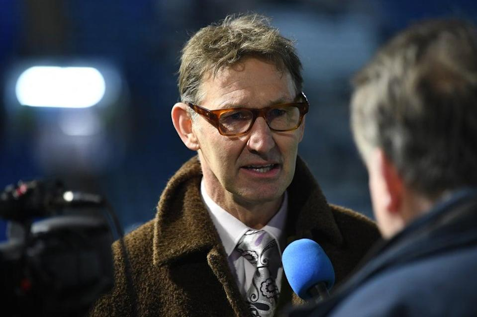 Arsenal legend Tony Adams previously managed Southampton's rivals Portsmouth  (Arsenal FC via Getty Images)