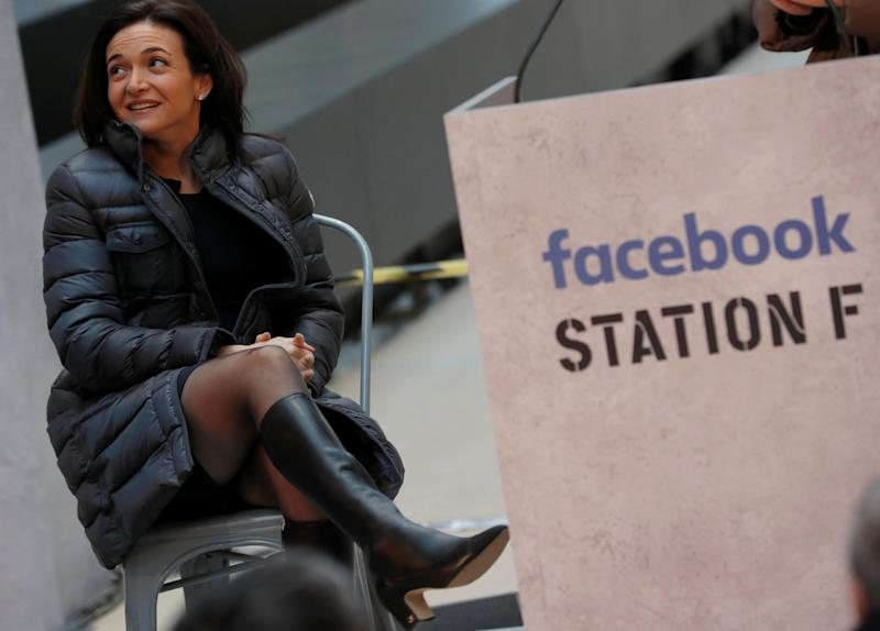 Sheryl Sandberg: Facebook has 'thought about' paid subscriptions
