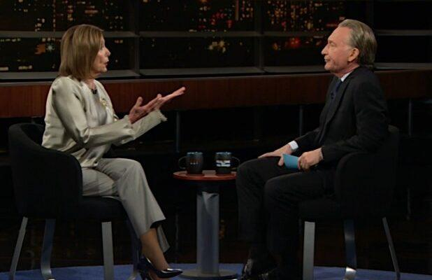 Nancy Pelosi Tells Bill Maher Politics Means 'You Have to Be Ready to Throw a Punch – for the Children' (Video)