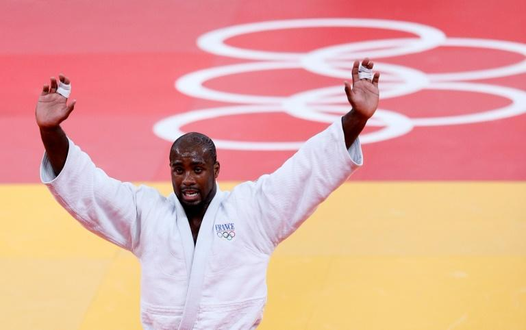 """France's Teddy Riner is a """"a scary prospect"""" for opponents at the Tokyo Games, according to Japan judo legend Tadahiro Nomura"""