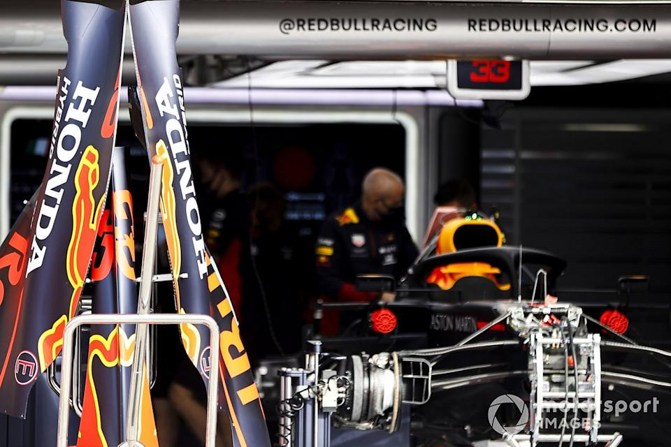 """Carrocería del Red Bull RB16<span class=""""copyright"""">Andy Hone / Motorsport Images</span>"""