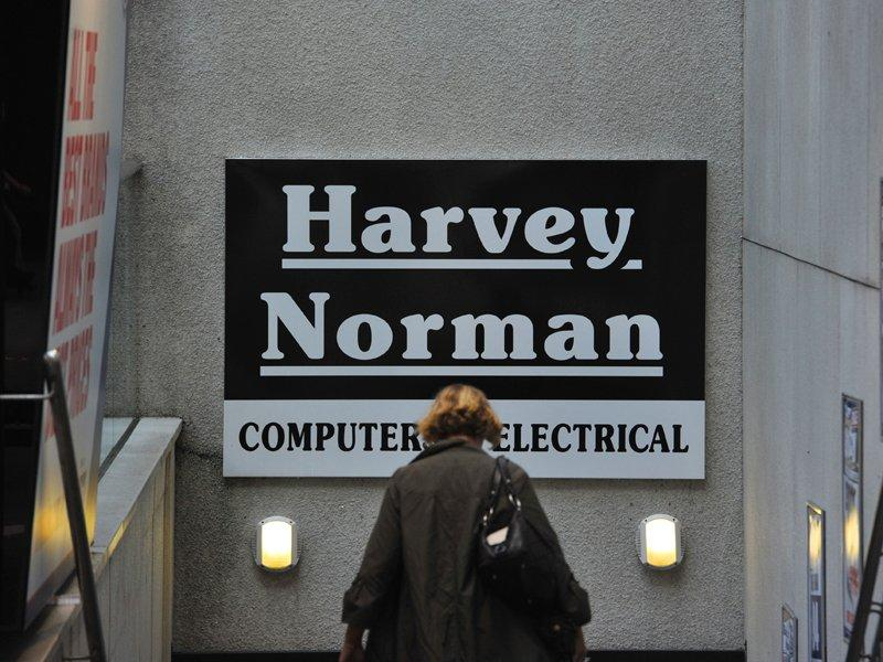 Harvey Norman to be 'last man standing'