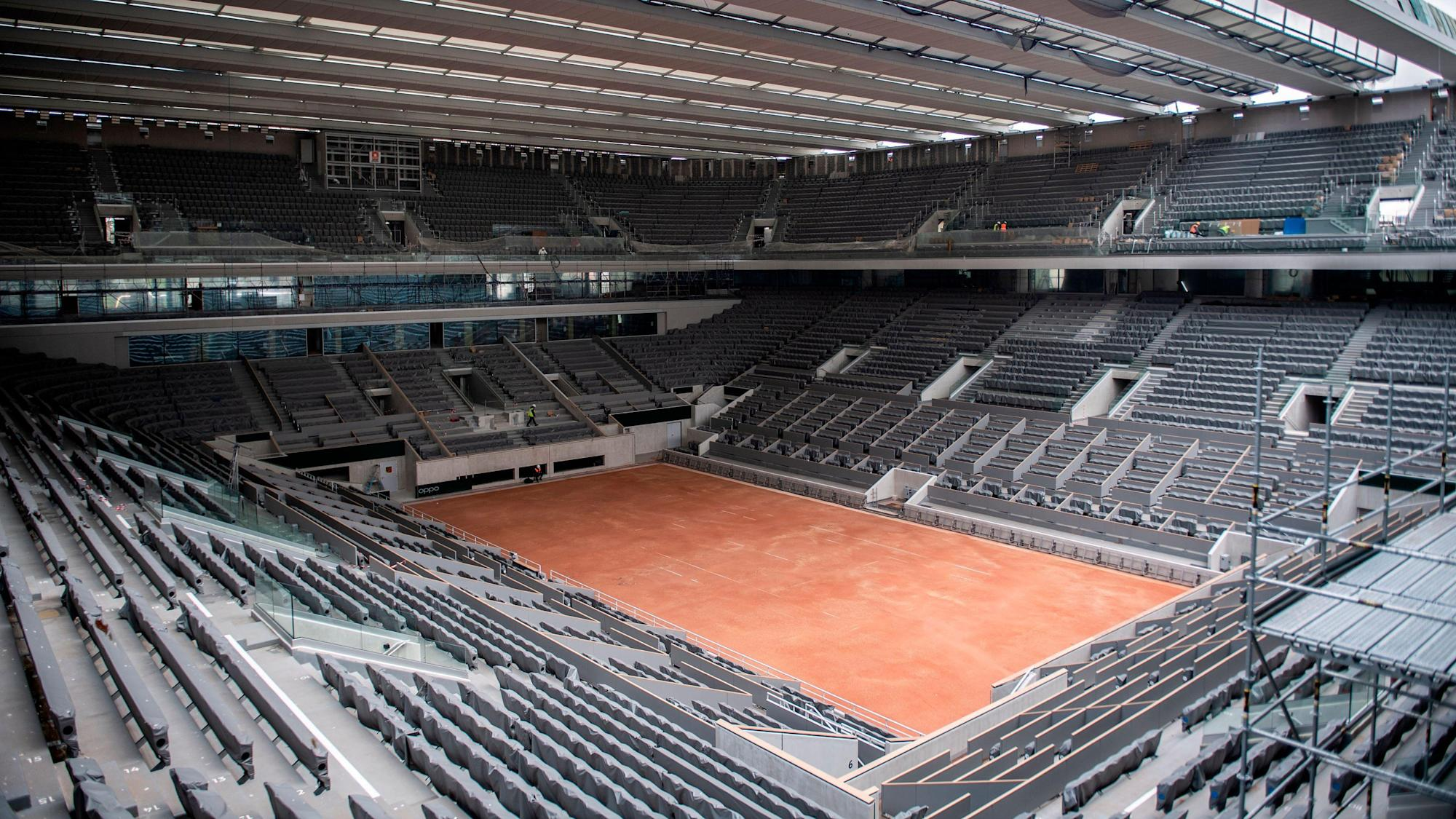 2021 French Open Postponed by a Week Due to COVID-19