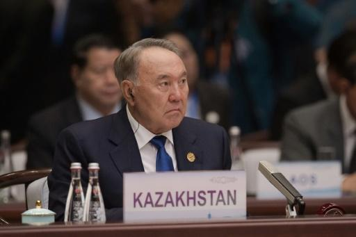 Airport in Kazakh capital renamed after president