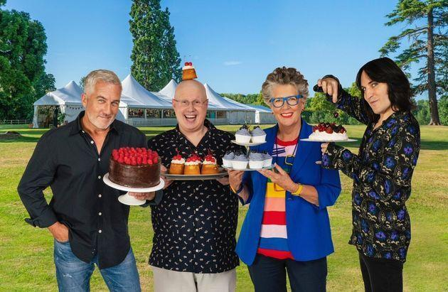GBBO team (Photo: Channel 4)