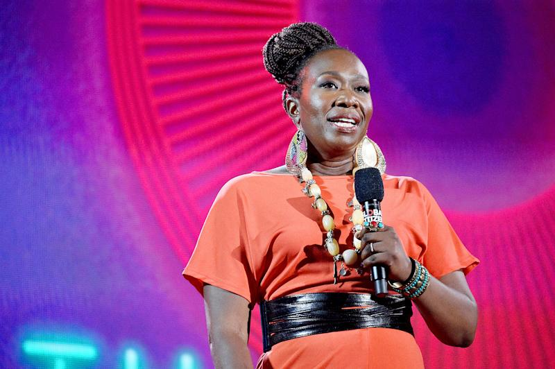 Joy Reid, here seen speaking onstage during the 2019 Global Citizen Festival, is making primetime history. (Photo: Theo Wargo/Getty Images for Global Citizen)