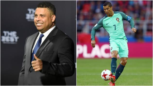 Brazil great Ronaldo 'almost certain' Cristiano will stay at Real Madrid