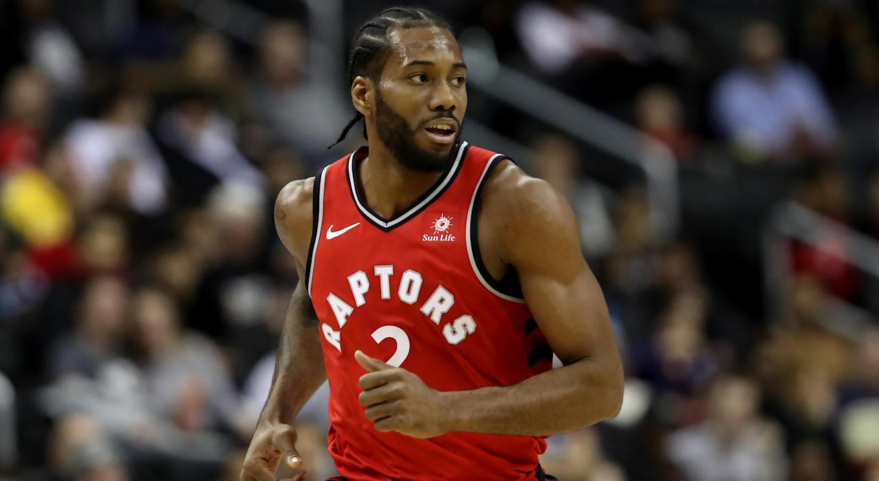 Raptors' Leonard buys Southern California home worth $13.3M