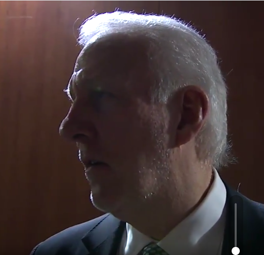 Gregg Popovich gives the most Greg Popovich answer when asked about LeBron James