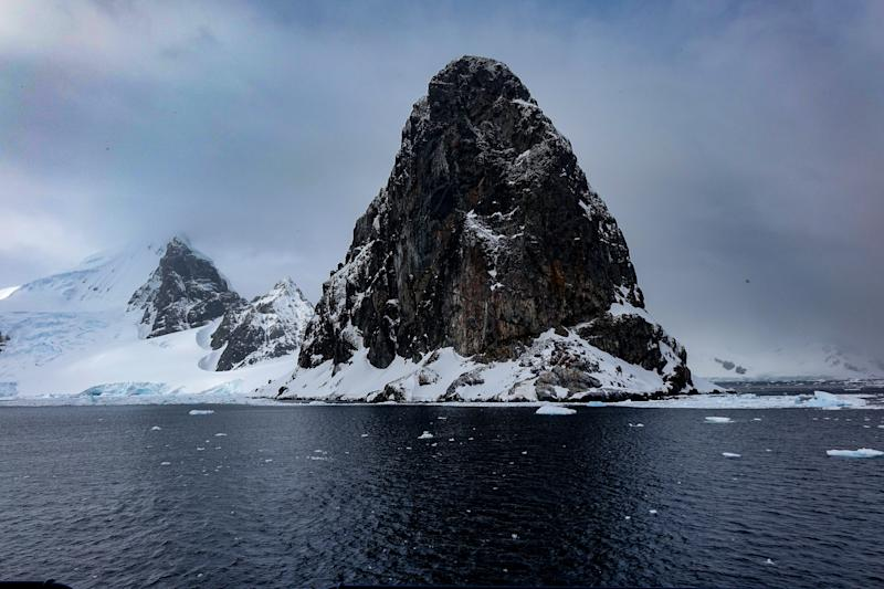 Antarctica has been hit by record high temperatures.