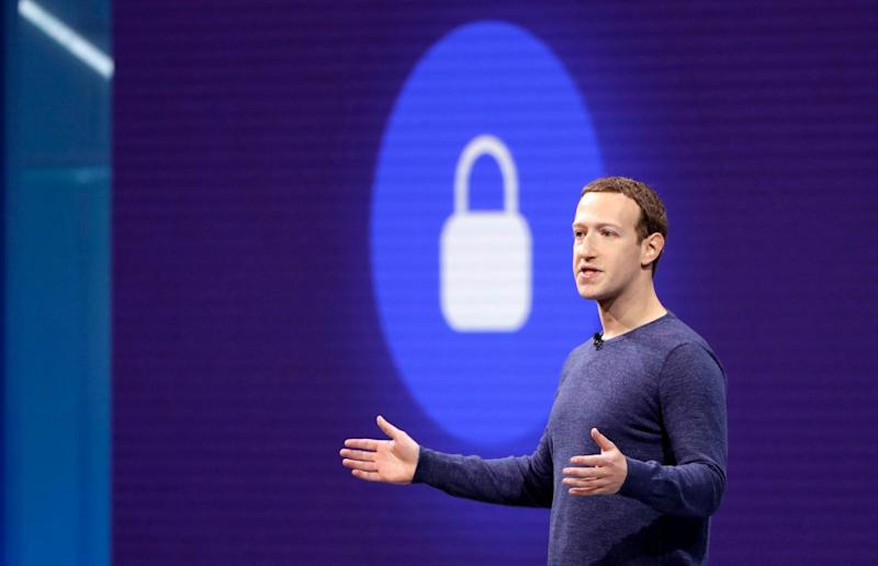 Mark Zuckerberg has spoken out on Facebook about the release of the documents (AP)