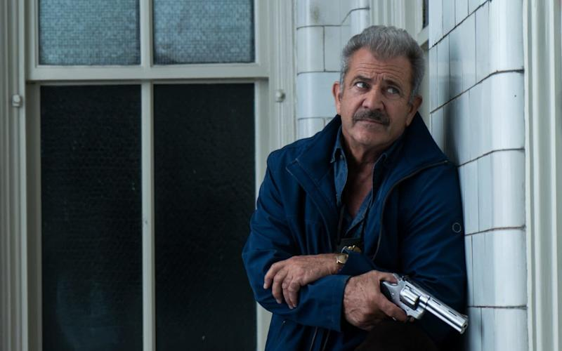 Mel Gibson stars in Dragged Across Concrete