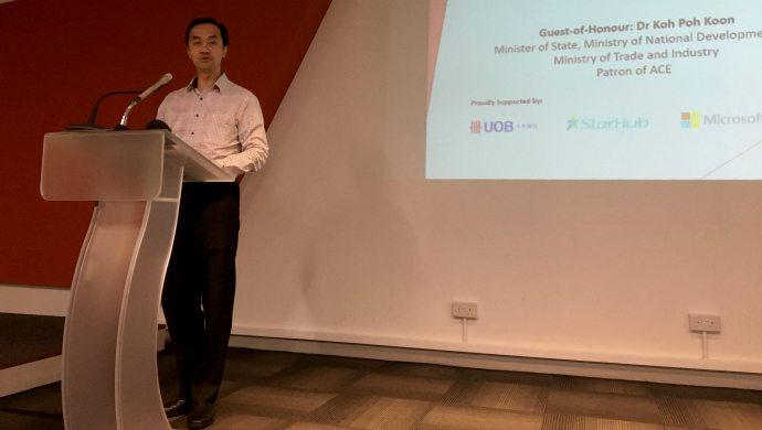 Singapore government continues Startup SG push, unveils Startup SG Founder and Startup SG Equity
