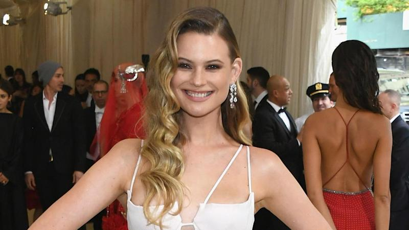 Behati Prinsloo Shows Off Post-Baby Body Two Weeks After Giving Birth
