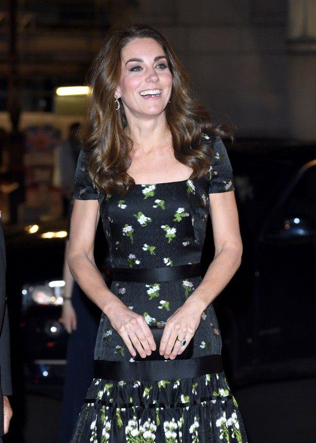 Kate Middleton at National Portrait Gallery Gala