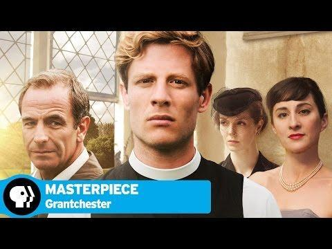 """<p>Based on a series of cozy mysteries by James Runcie, <em>Grantchester</em> is an old-fashioned whodunit. Our hero is Reverend Sidney Chambers, a handsome, jazz-loving, scotch-drinking Anglican priest in mid-century England, where he solves crimes in his pastoral parish alongside the gruff, overworked Inspector Geordie Keating. Sidney is compassionate, self-sacrificing to a fault, and above all, an excellent listener, which drives witnesses and criminals to confide in him with a confessional booth-style intimacy that local detectives can't inspire.</p><p><a class=""""link rapid-noclick-resp"""" href=""""https://www.amazon.com/gp/video/detail/B089D4B88W?tag=syn-yahoo-20&ascsubtag=%5Bartid%7C10054.g.29251120%5Bsrc%7Cyahoo-us"""" rel=""""nofollow noopener"""" target=""""_blank"""" data-ylk=""""slk:Watch Now"""">Watch Now</a></p><p><a href=""""https://www.youtube.com/watch?v=s3tzFp5CeAU"""" rel=""""nofollow noopener"""" target=""""_blank"""" data-ylk=""""slk:See the original post on Youtube"""" class=""""link rapid-noclick-resp"""">See the original post on Youtube</a></p>"""