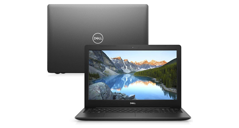 Notebook Dell Inspiron 15-3583-MFS1PF 8ª Ger. Intel Core i5