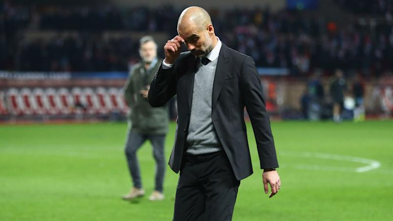 Mancini surprised by Guardiola's struggles at 'strongest' Man City