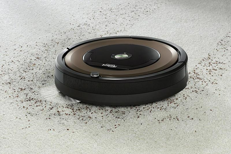 iRobot Roomba 890 Robot Vacuum with Wi-Fi Connectivity iRobot Roomba deals