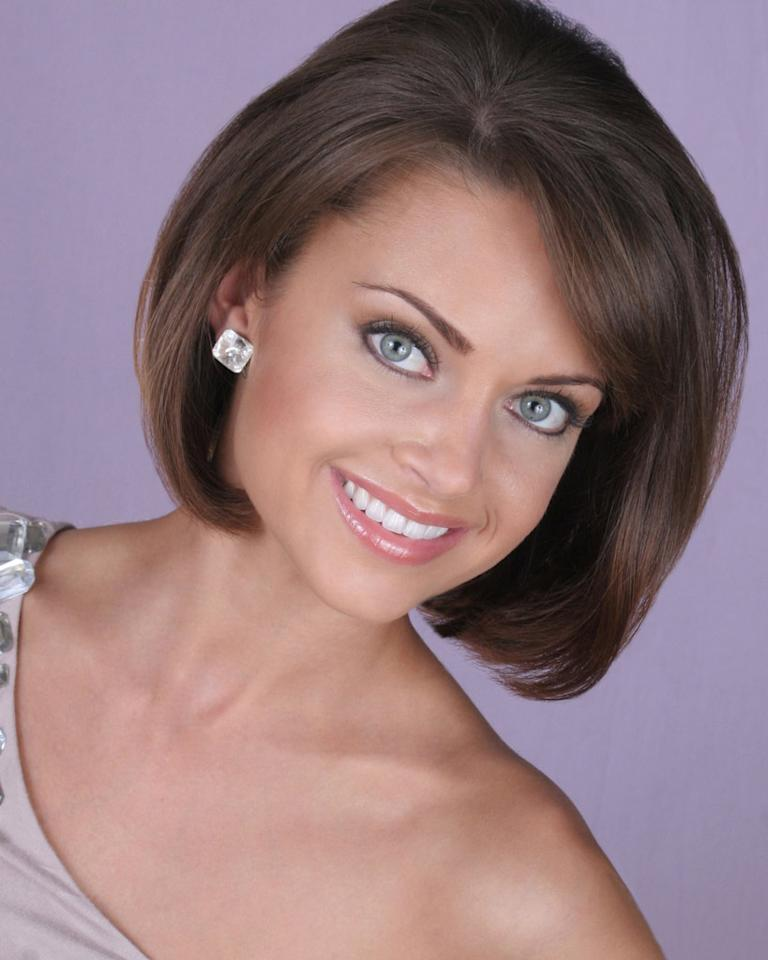 "Miss California, Jackie Geist, is a contestant in the <a href=""/miss-america-countdown-to-the-crown/show/44013"">Miss America 2009 Pageant</a>."