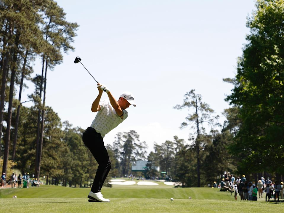 American golfer Justin Thomas (Getty Images)