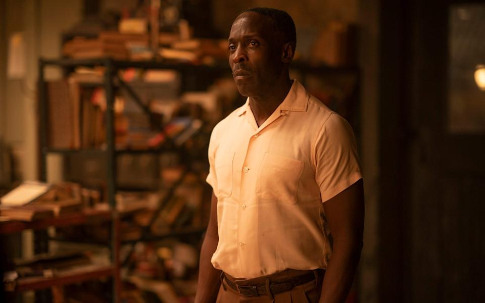 Michael K Williams has excelled among an excellent ensemble cast - HBO