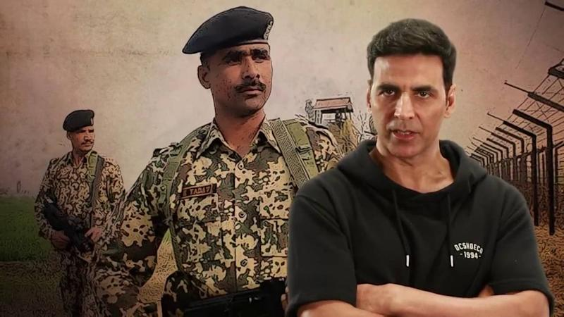 Akshay Kumar Donates Generously to the Families of CRPF Marytrs