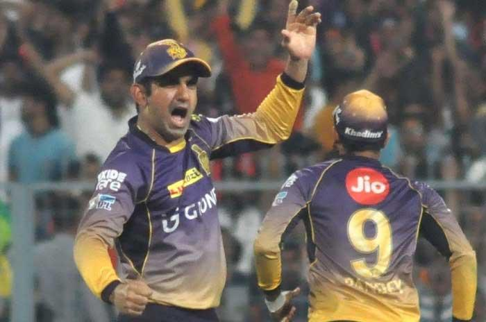 IPL 10: It's more difficult to maintain intensity from last match says Gautam Gambhir