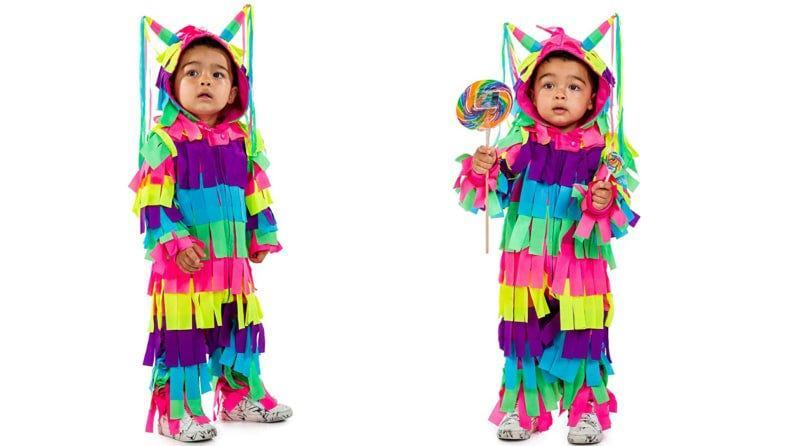 This costume will definitely be stuffed with candy come Halloween night.