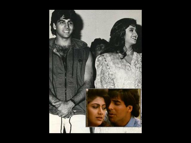 <b>Shilpa and Akshay</b><br>After his break up with Raveena, Akshay got involved with Shilpa. Though Shilpa made her debut in 1993 (same year when Akshay and Raveena's Mohra released), the duo got close after the release of Main Khiladi Tu Anari in 1997. Akshay was even engaged to Shilpa. However, while the duo were shooting for Dhadkan, soon rumours of Akshay and his International Khiladi co-star, Twinkle Khanna, started making headlines. It was official that Akshay had fallen in love again and this time with Twinkle, while he was already in a committed relationship with Shilpa.
