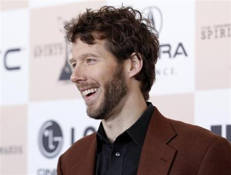 "Aron Ralston, subject of the film ""127 Hours"", arrives at the 2011 Film Independent Spirit Awards in Santa Monica"