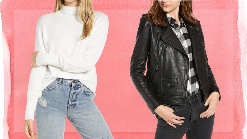 Save 30% on all in-house Nordstrom brands during the Nordstrom Made sale.