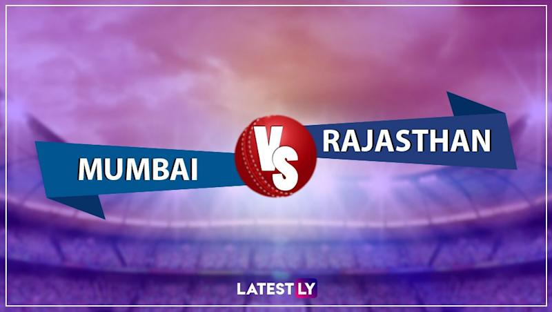 MI vs RR IPL 2019 Live Cricket Streaming: Watch Free Telecast of Mumbai Indians vs Rajasthan Royals on Star Sports and Hotstar Online