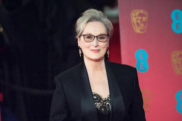 "<p>The Oscar-winning actress has had a long and successful working relationship with Weinstein, even referring to him as ""God"" during a Golden Globes acceptance speech in 2012. Streep has issued a statement <a href=""https://www.yahoo.com/entertainment/meryl-streep-speaks-against-harvey-121558281.html"" data-ylk=""slk:on the ""disgraceful"" news;outcm:mb_qualified_link;_E:mb_qualified_link"" class=""link rapid-noclick-resp newsroom-embed-article"">on the ""disgraceful"" news</a>, calling the women who have come forward ""heroes."" However, she maintains that she knew nothing about Weinstein's alleged offenses. ""Not everybody knew,"" she tells <i>Huffington Post</i>. ""I did not know about his financial settlements with actresses and colleagues; I did not know about his having meetings in his hotel room, his bathroom, or other inappropriate, coercive acts. And if everybody knew, I don't believe that all the investigative reporters in the entertainment and the hard news media would have neglected for decades to write about it."" (Photo: Wiktor Szymanowicz/Barcroft Im/Barcroft Media via Getty Images) </p>"