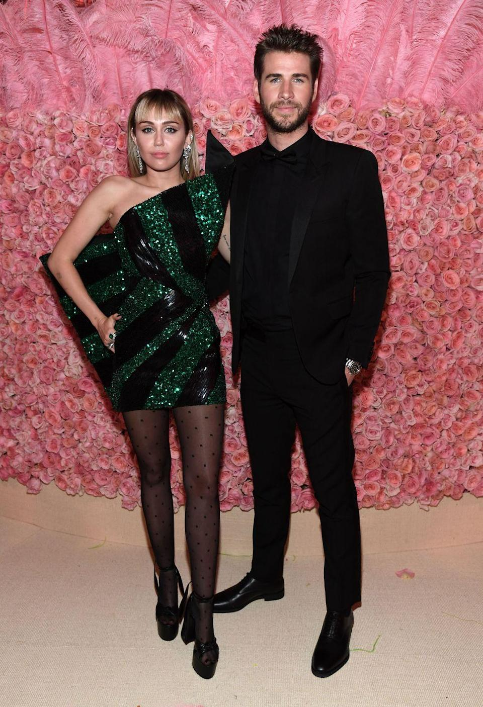 "Miley Cyrus Says Getting Divorced from Liam Hemsworth Was ""Like a Death"""