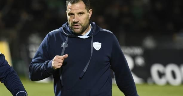 Rugby - Top 14 - R92 - Laurent Labit (Racing 92) : C'est «du 50/50» avec Clermont en demie