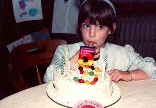 """<p>Actress Anne Hathaway, posting <a href=""""https://www.yahoo.com/celebrity/anne-hathaway-turns-33-but-shell-never-be-as-185822093.html"""" data-ylk=""""slk:on her 33rd birthday:;outcm:mb_qualified_link;_E:mb_qualified_link;ct:story;"""" class=""""link rapid-noclick-resp yahoo-link"""">on her 33rd birthday:</a> """"#tbt to that time I turned 5. I want to take a moment to thank you, my Instagram followers. I really didn't know what to expect from opening myself up to social media, but I certainly wasn't prepared for the outpouring of love and support I have been lucky enough to receive from you all (well, most of you). You filled my 32nd year with so much light, joy, and positivity, and I wanted to let you know how much I appreciate it. I'll close with some of my favorite words from an extremely wise man, words I hope guide me through 33 and beyond 'Forget your perfect offering. There is a crack, a crack in everything. That's how the light gets in.' Blessings and peace xx P.S. Happy Birthday Beth!!! #theysayitsmybirthday #leonardcohen #lovemyfollowers #taylorswift #whynot?"""" -<a href=""""https://www.instagram.com/p/9_cVEtl0NW/?taken-by=annehathaway"""" rel=""""nofollow noopener"""" target=""""_blank"""" data-ylk=""""slk:@annehathaway"""" class=""""link rapid-noclick-resp"""">@annehathaway</a> (Instagram)<br></p>"""