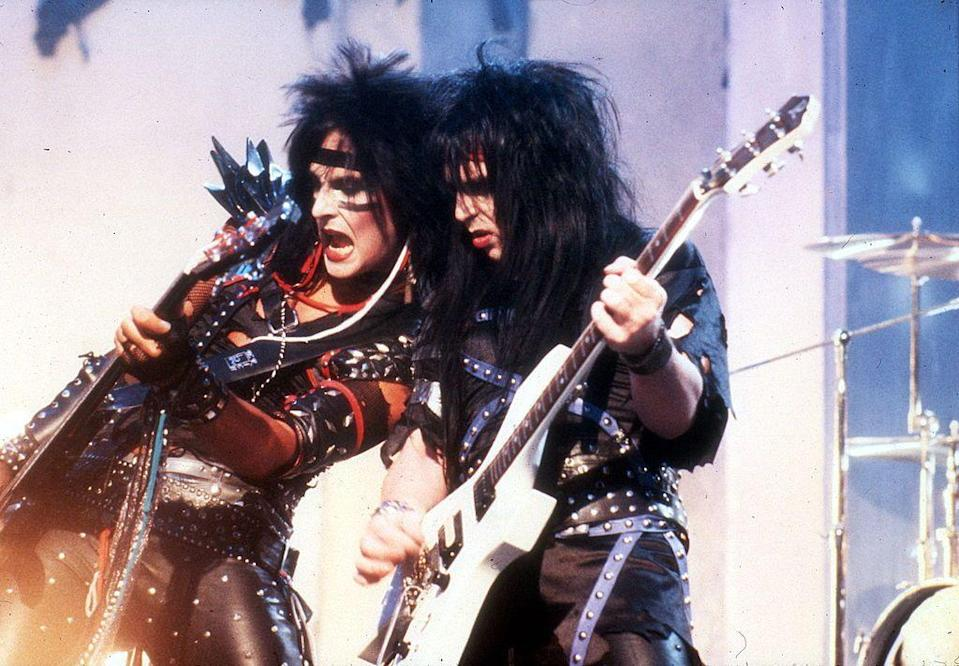 <p>Mars and Neil, often joined forces together onstage, as seen here.</p>