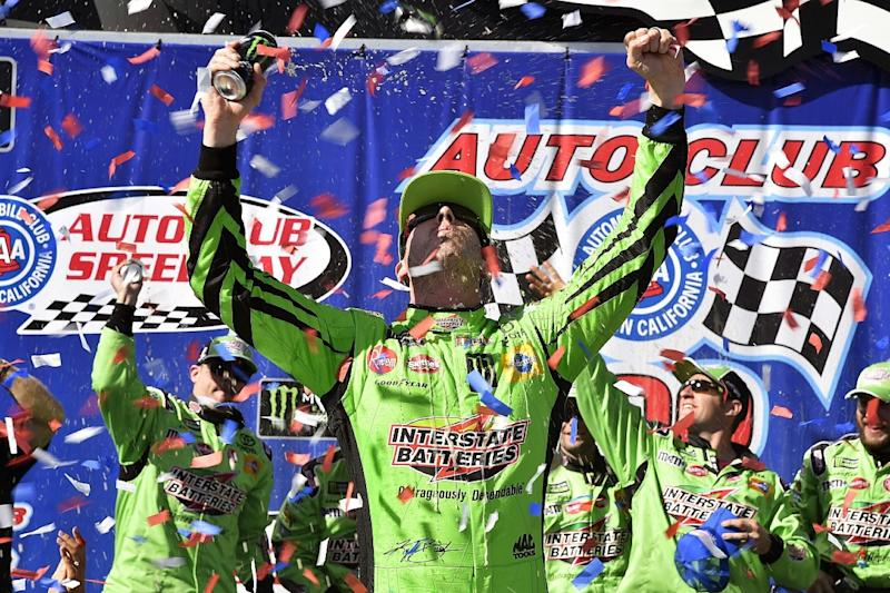 Why Busch's win milestone is different to Petty's