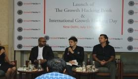 India's most followed growth hacker, Rohan Chaubey launches new book 'The Growth Hacking Book' with secrets for explosive business growth