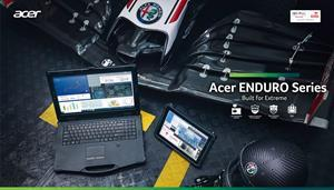Built for Extreme with Acer ENDURO