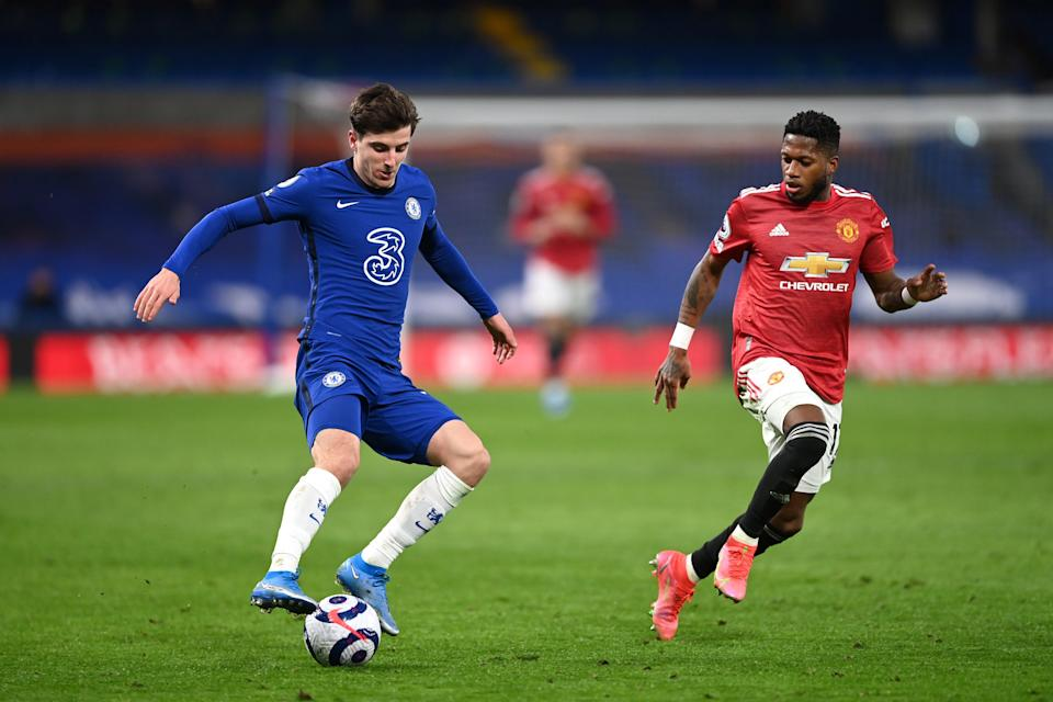 <p>Mason Mount was Chelsea's standout player</p> (Getty)