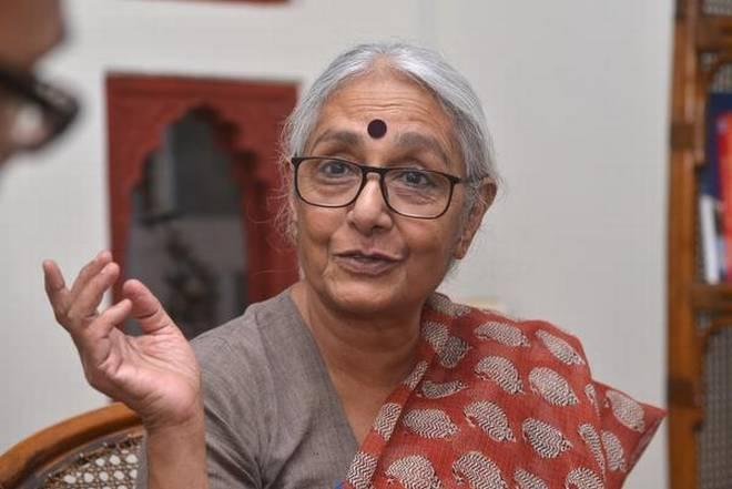Aruna Roy was named as one of the '100 most influential people across the world' by Time magazine in 2011